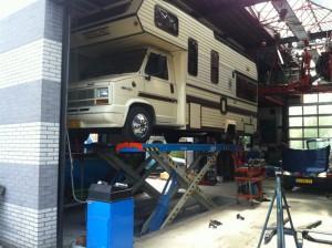 Camper onderhoud Amsterdam